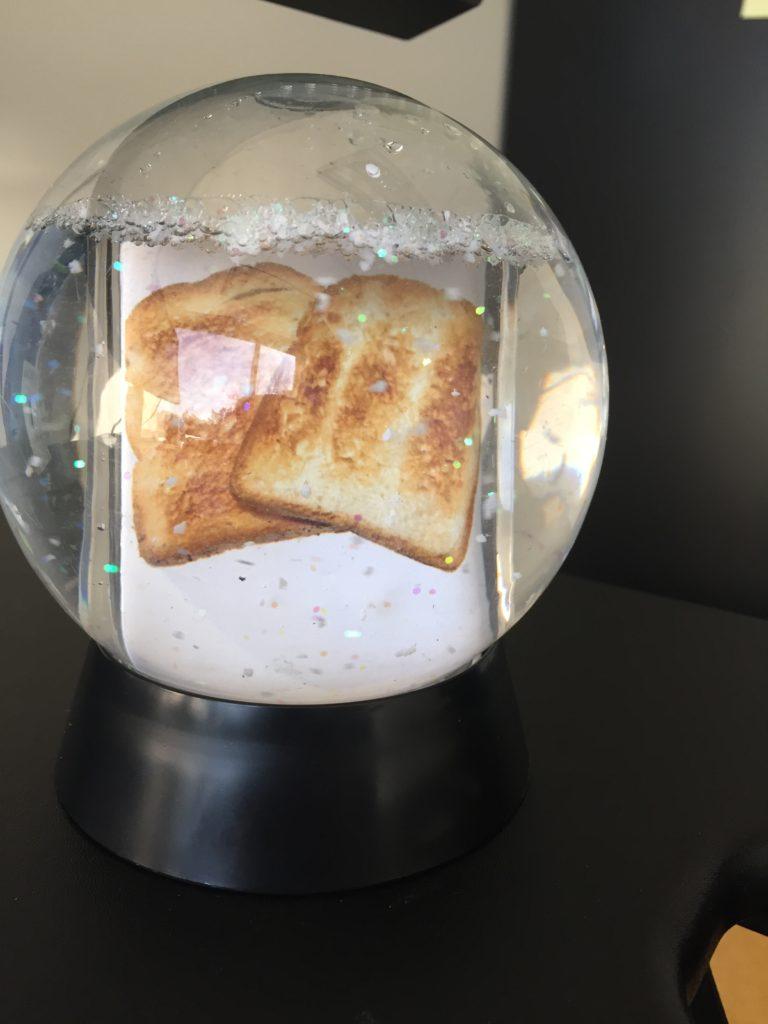 My Toastglobe